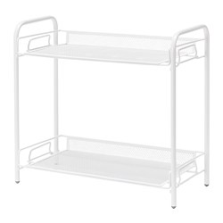 TEVALEN - Storage unit, white