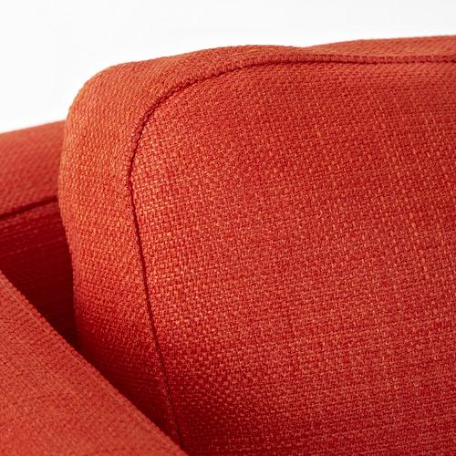 EKERÖ - kursi berlengan, Skiftebo oranye | IKEA Indonesia - PE585553_S4