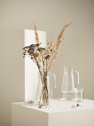 TILLBRINGARE - jug, clear glass, 1.7 l | IKEA Indonesia - PH151801_S4