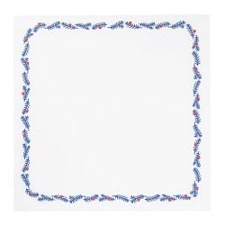 VINTERFEST - Place mat, patterned/blue/red