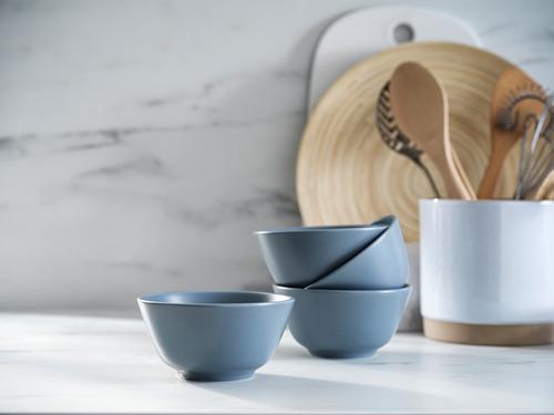 DINERA - bowl, grey-blue, 11 cm   IKEA Indonesia - PH171263_S4