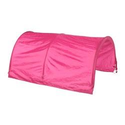 KURA - Tenda tempat tidur, merah muda