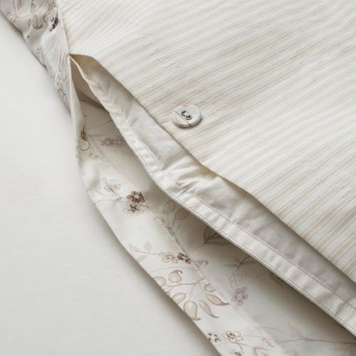 STRANDFRÄNE sarung quilt dan sarung bantal