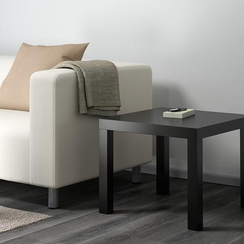 LACK - meja samping, hitam, 55x55 cm | IKEA Indonesia - PE601411_S4