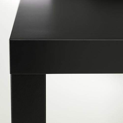 LACK - meja samping, hitam, 55x55 cm | IKEA Indonesia - PE709553_S4