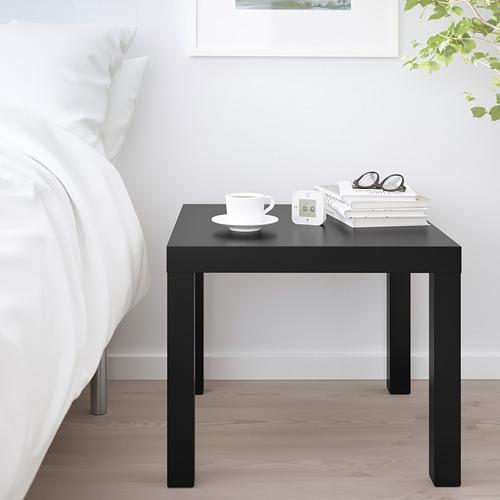 LACK - meja samping, hitam, 55x55 cm | IKEA Indonesia - PE709554_S4