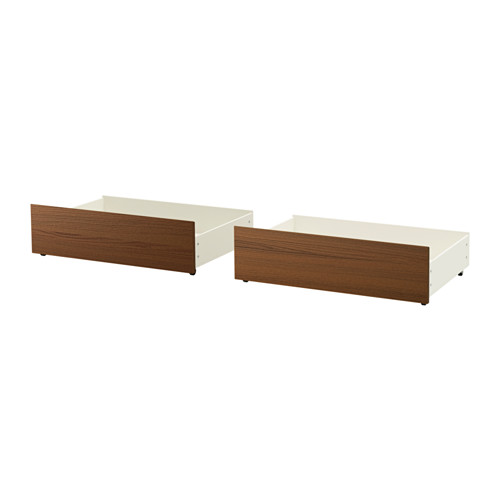 MALM bed storage box for high bed frame
