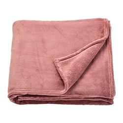 TRATTVIVA - Penutup tempat tidur , merah muda tua