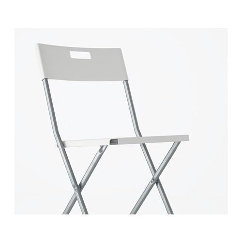 GUNDE folding chair
