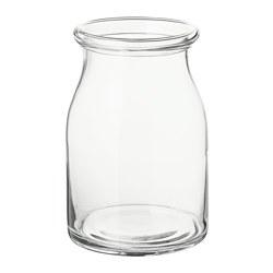 BEGÄRLIG - Vas, kaca bening