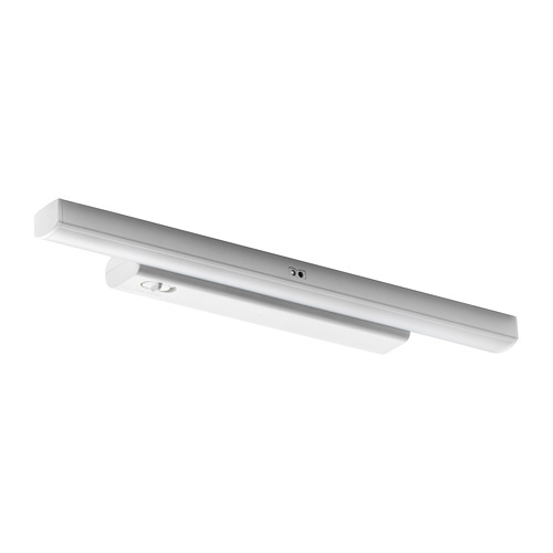 STÖTTA strip lampu LED