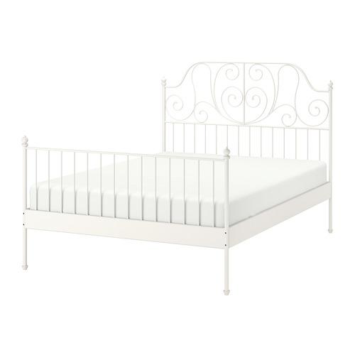 LEIRVIK rangka tempat tidur