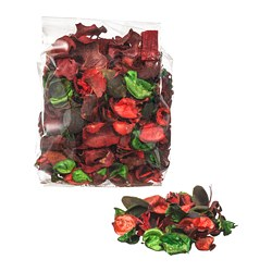 DOFTA - Potpourri, scented/Red garden berries red