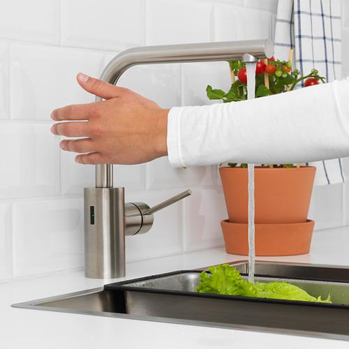TÄMNAREN keran mixer dapur dengan sensor