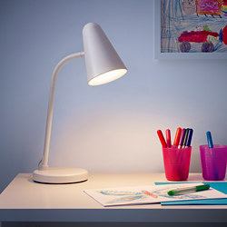 FUBBLA - LED work lamp, white