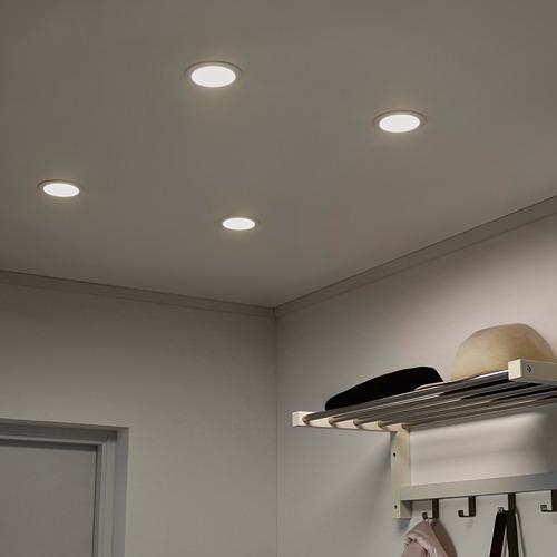LAKENE LED recessed spotlight