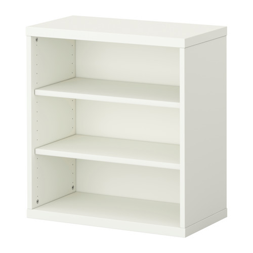 STUVA storage combination with 2 shelves