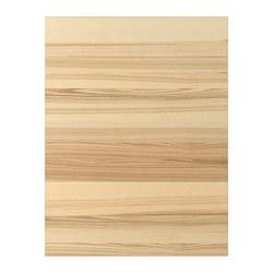 TORHAMN - Panel penutup, alami kayu ash