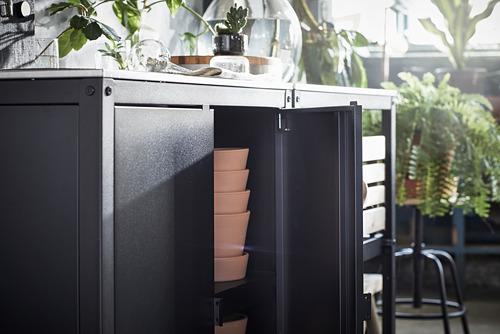 GRILLSKÄR kitchen sink unit/cabinet, outdoor