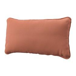 VALLENTUNA - Back cushion, Kelinge rust