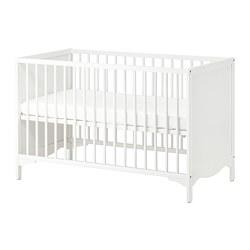 SOLGUL - Ranjang bayi, putih