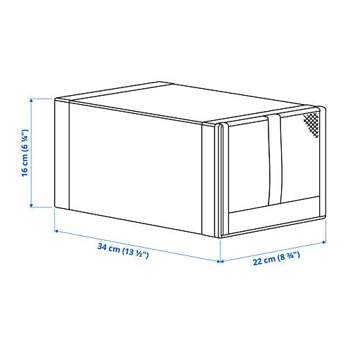 SKUBB shoe box