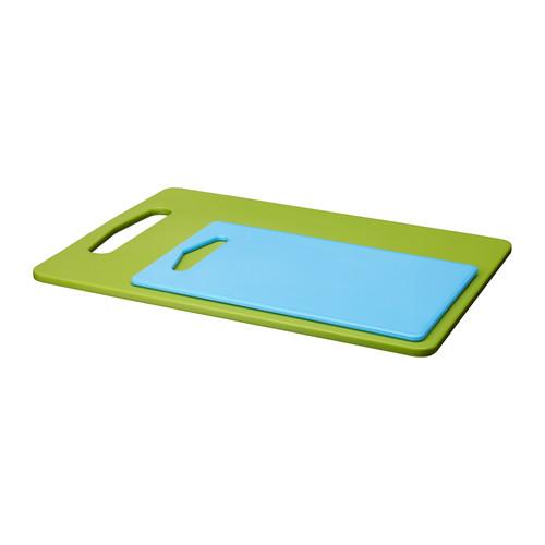 BERGTUNGA chopping board, set of 2