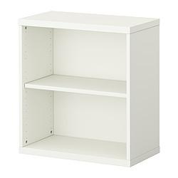 STUVA - Kombinasi penyimpanan dengan rak, putih