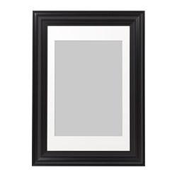 SKATTEBY - Frame, black