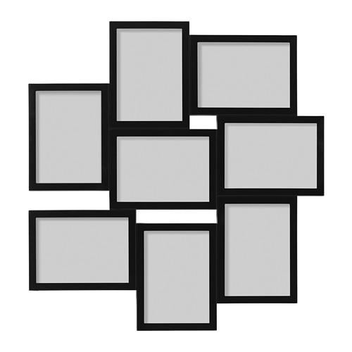 VÄXBO bingkai kolase untuk 8 gambar
