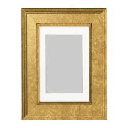 VIRSERUM - Bingkai, warna emas