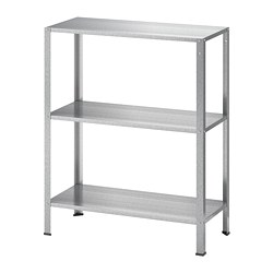 HYLLIS - Shelving unit, in/outdoor