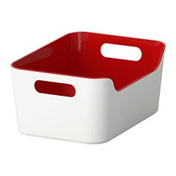 VARIERA - Box, red