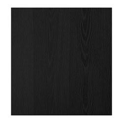 TIMMERVIKEN - Door, black