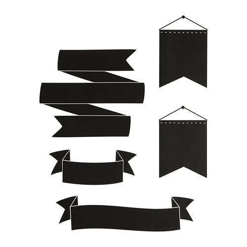 KINNARED stiker dekorasi