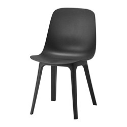 ODGER - Chair, anthracite