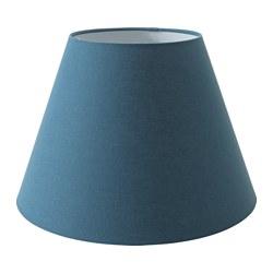 OLLSTA - Lamp shade, blue