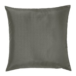ULLKAKTUS - Cushion, grey