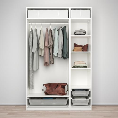 PAX kombinasi lemari pakaian