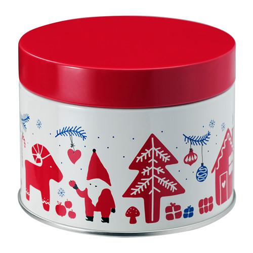 VINTERFEST tin with lid