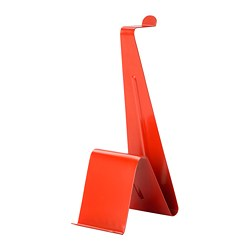 MÖJLIGHET - Stand headset/tablet, merah