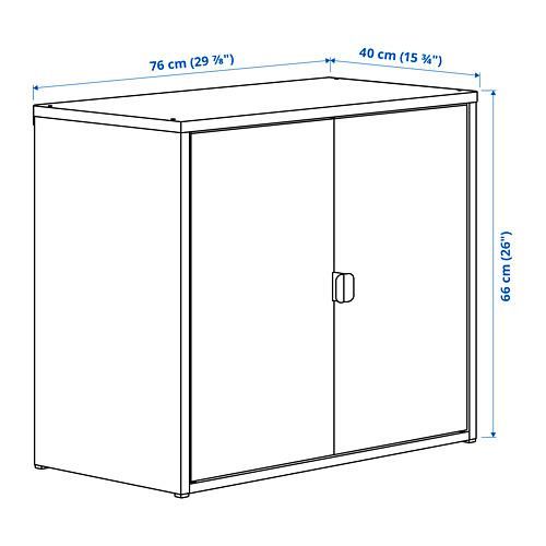 BROR kabinet 2 pintu