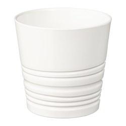 MUSKOT - Plant pot, white