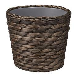 DRUVFLÄDER - Pot tanaman, eceng gondok/abu-abu