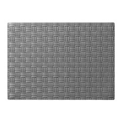 ORDENTLIG - Place mat, grey