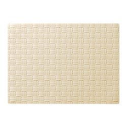 ORDENTLIG - Place mat, off-white