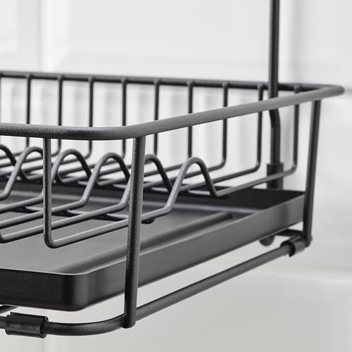 HULTARP - pengering piring, hitam   IKEA Indonesia - PE795482_S4