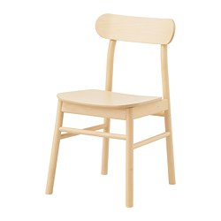 RÖNNINGE - Chair, birch