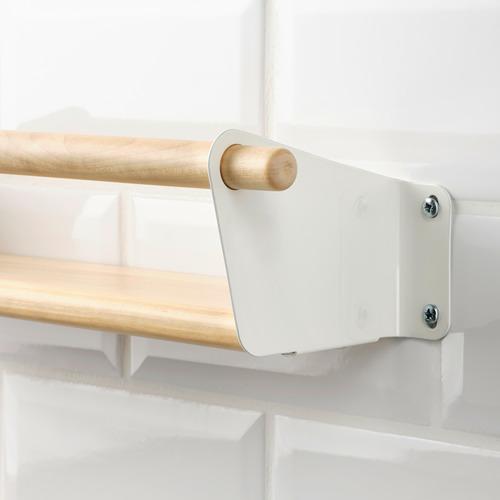 NEREBY - rak dinding, kayu birch, 40x10 cm | IKEA Indonesia - PE795920_S4