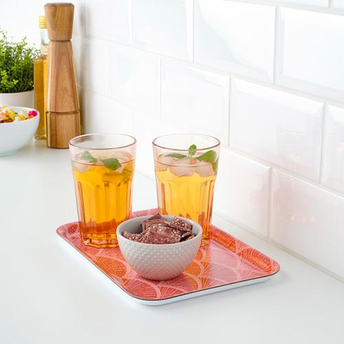 VÅRFINT - tray, patterned, 20x28 cm | IKEA Indonesia - PE795954_S4
